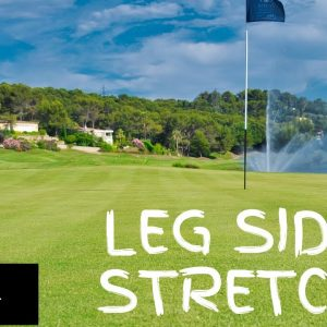 Warm Up Exercise 21: Leg Side Stretch