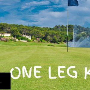 Warm Up Exercise 22: One Leg Kick