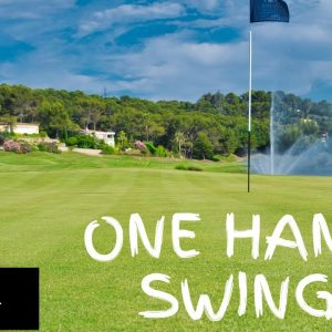 Warm Up Exercise 24: One Hand Swing