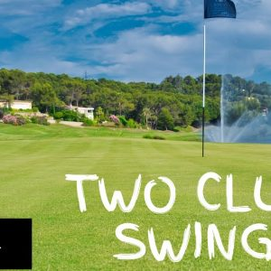 Warm Up Exercise 26: Two Club Swing