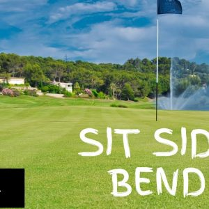 Warm Up Exercise 27: Sit Side Bend