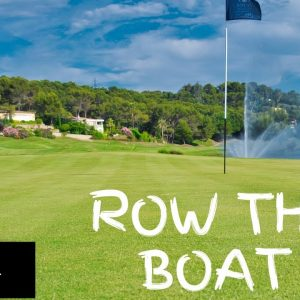Warm Up Exercise 3: Row the Boat