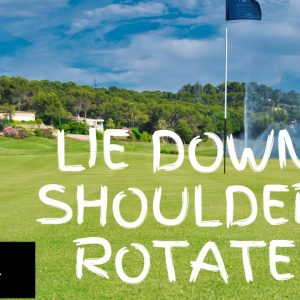 Warm Up Exercise 31: Lie Down Shoulder Rotate