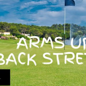 Warm Up Exercise 33: Arms Up Back Stretch
