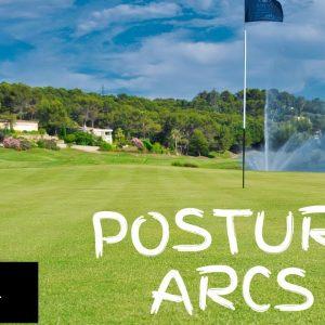 Warm Up Exercise 6: Posture Arcs