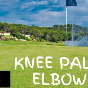 Warm Up Exercise 9: Knee Palm Elbow