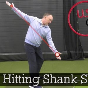 What is a Shank: How to Cure the Nastiest Shot in Golf (Golf Shanks)