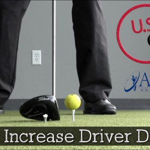Why You Are 2 Inches from 30 More Yards (Driver Distance)