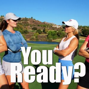 THE MATCH YOU'VE BEEN WAITING FOR!/PARIS & ALISA VS CLAIRE & DANIELA/MADERAS GOLF CLUB