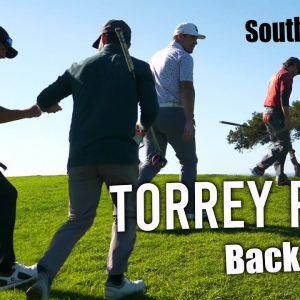 BEST PUBLIC GOLF COURSE IN SAN DIEGO!/HOME OF FARMERS INSURANCE OPEN/TORREY PINES SOUTH