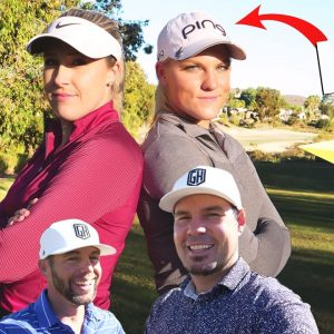 GOLFING WITH A LPGA PRO!/GUYS 🏌🏻♂️ 🏌🏻♂️ VS GIRLS 🏌️♀️ 🏌️♀️ FROM THE CROSBY CLUB