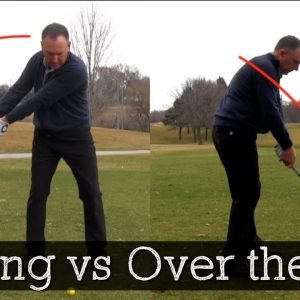 Casting vs Over the Top: How to Fix Both Golf Swing Killers