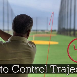 How to Lower Ball Flight With Irons (Golf Swing)