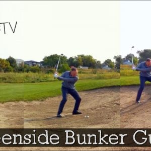 How to Play Greenside Bunker Shots from Different Lies