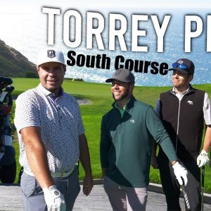 TORREY PINES IS PLAYING TOUGH AND READY FOR THE US OPEN 2021