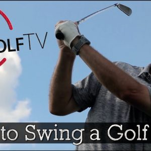 How to Swing a Golf Club Properly