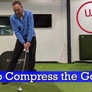 How to Compress the Golf Ball for Amazing Contact - GOLF SWING IMPACT POSITION