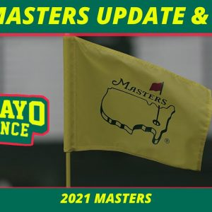 2021 Masters Picks, Bets, Weather, DraftKings Ownership, Viewer Chat | 2021 FANTASY GOLF