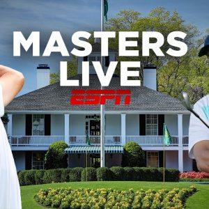 2nd Round Update: Justin Rose, Jordan Spieth, Rory Mcllroy | 2021 Masters Live
