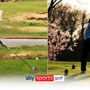 Amateur golfers return to courses in England! 🎉