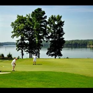 Arrowhead Pointe Golf Course at Lake Richard B. Russell State Park