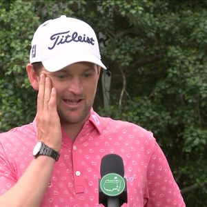 Bernd Wiesberger: Friday Quotes 2021 The Masters Tournament