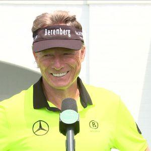 Bernhard Langer Thursday Flash Interview 2021 The Masters Tournament