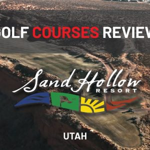 Best golf course in Utah | Sand Hollow Resort | Golf Courses Review
