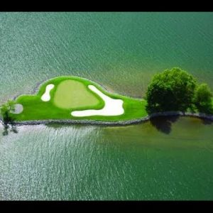 Best Golf Course | Smith Mountain Lake House | Waters Edge Country Club