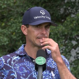 Billy Horschel: Friday quotes 2021 The Masters Tournament