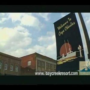Cape Charles, VA Gated Golf Communities: Bay Creek Resort & Club