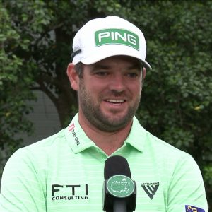 Corey Conners Saturday Flash Interview 2021 The Masters Tournament