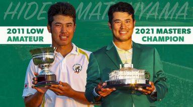 I Predicted Hideki Matsuyama To Win 85th Masters Tournament At 50/1 Odds! (Patreon)