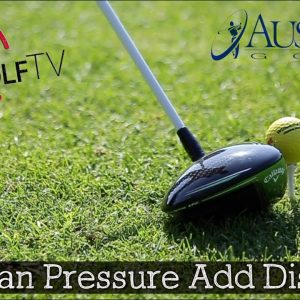 Driver Distance Tip - Add Distance With This Simple Drill