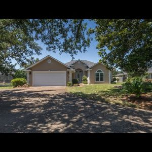 Bay Point Golf Course Home With Pool - Panama City Beach, Florida Real Estate For Sale