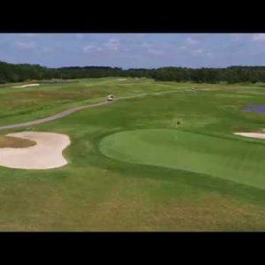 Farmstead Golf Links Near Myrtle Beach, S.C.