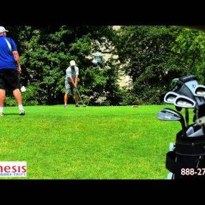 Genesis Golf Trips - Fall VA Golf Trips
