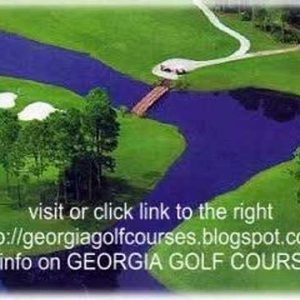 georgia golf courses