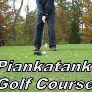 Golf at the Piankatank Golf Course in Virginia