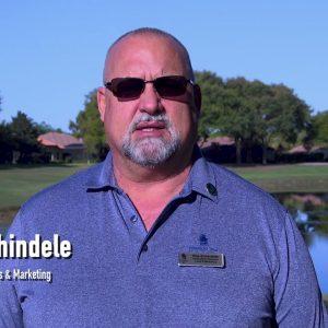 Golf Course Community Near Orlando, Florida