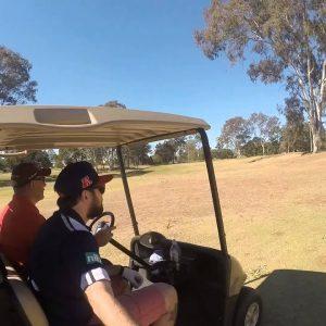 Golf day at Virginia Golf Club