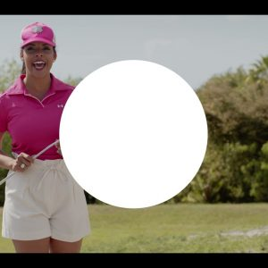 Golfing in Florida - Edna Zullin