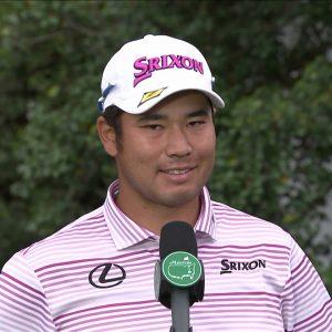 Hideki Matsuyama: Friday quotes 2021 The Masters Tournament