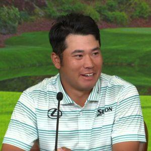 Hideki Matsuyama: Saturday quotes 2021 The Masters Tournament