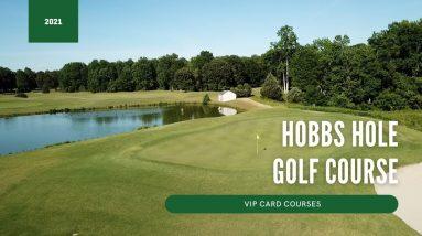 Hobbs Hole Golf Course in Tappahannock Virginia