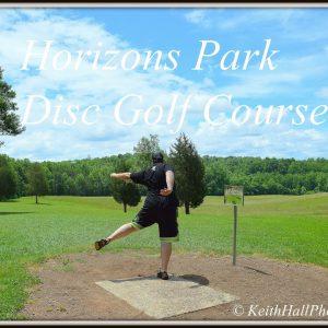 Horizons Park Disc Golf Course, Rural Hall North Carolina