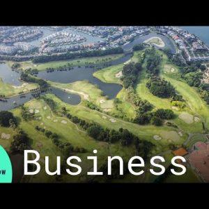 Hot Pandemic Investment: $260,000 Golf Club Membership in Singapore