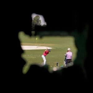 How many players make the cut at the Masters Tournament