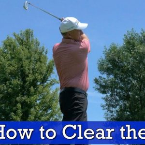 How to Clear the Hips in the Golf Swing (Without Killing Your Body)