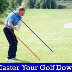 How to Master the Golf Downswing Sequence with the Corridor of Success